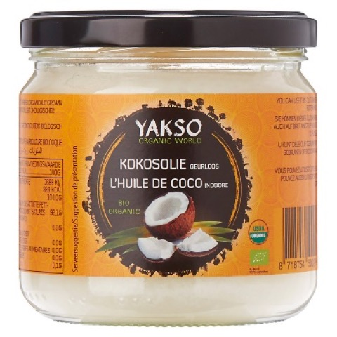 Yakso kokosolie